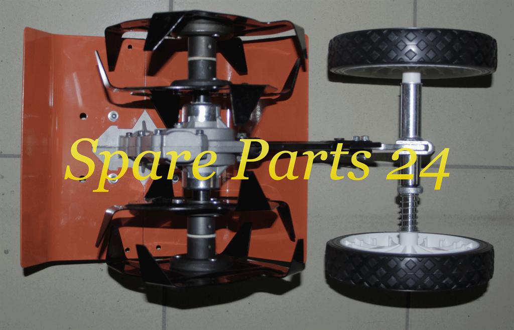 Как сделать мотор с бензокосы